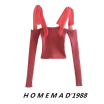 Vest sling Spring 2021 Red 3037 S,M,L singleton  have cash less than that is registered in the accounts Self cultivation street camisole Solid color 31% (inclusive) - 50% (inclusive)