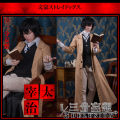 Cosplay men's wear suit Customized Over 14 years old Picture color comic 50. M, s, XL, customized Japan Wenhao wild dog Campus style
