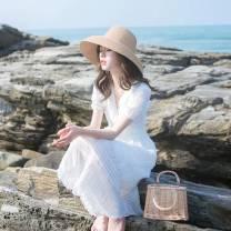 Dress Summer of 2019 white XS,S,M,L,XL