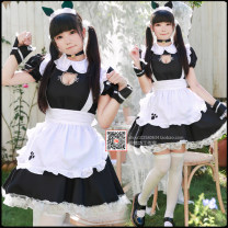 Cosplay women's wear skirt goods in stock Over 14 years old black Animation, original, film and television, games L,M,S,XL,XXL