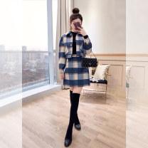 Fashion suit Winter 2021 S,M,L,XL blue 25-35 years old Justvivi style T00002766