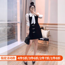 Fashion suit Spring 2021 S,M,L black 25-35 years old Justvivi style