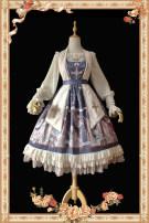 Lolita / soft girl / dress infanta  S,M,L No season goods in stock Classic, Lolita