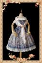 Fashion suit Spring 2020 S,M,L Apricot pink jsk, dark blue jsk, grey blue jsk, apricot pink KC, dark blue KC, grey blue KC, White Lace Shawl (in stock), flower brooch infanta