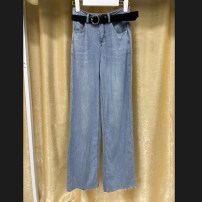underpants female 3570 blue 26, 27, 28, 29, 30 Other / other 5000 other middle-waisted Simplicity Solid color