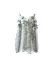 Dress Summer 2020 Real color S,M,L Short skirt Two piece set Long sleeves street High waist bishop sleeve Type A Ruffles, folds, stitches, prints Europe and America