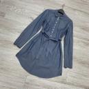 Dress Spring 2020 Wash blue S,M,L,XL