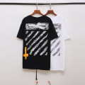 T-shirt Youth fashion Black, white routine S,M,L,XL Others Short sleeve Crew neck easy Other leisure summer Cotton 98% polyester 2% youth routine Simplicity in Europe and America Cotton wool 2020 Geometric pattern printing cotton Geometric pattern No iron treatment Fashion brand More than 95%