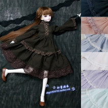 BJD doll zone Dress 1/4 Over 14 years old goods in stock Brown, black, skin pink, light blue, white, light purple, light green, pink, 6 white Other / other