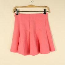 skirt Spring of 2018 XS,S,M,L,XL Water red Mitt