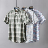 shirt other Max Coopy Us: m (175 loose), US: l (180 loose), US: XL (185 loose), US: 2XL (190 loose), US: s (170 loose) Military green / B + American wash cotton comfortable shirt, grey blue / B + American wash cotton comfortable shirt, grey red / B + American wash cotton comfortable shirt routine