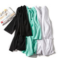 T-shirt White, green, black XXS,XS,S,M,L,XL,1X three quarter sleeve Crew neck Regular routine cotton 51% (inclusive) - 70% (inclusive) D1068