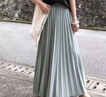 skirt Spring 2021 Average size Mid length dress commute Natural waist other other Type H 18-24 years old More than 95% other mocobling polyester fiber 401g / m ^ 2 (inclusive) - 500g / m ^ 2 (inclusive)