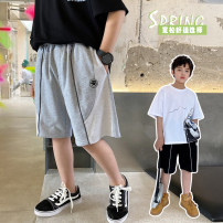 trousers Other / other male 130, 140, 150, 160, 170 Black, gray summer shorts Korean version There are models in the real shooting Casual pants Leather belt middle-waisted cotton Cotton 95% other 5% Class B 7, 8, 14, 6, 13, 11, 5, 10, 9, 12 Chinese Mainland Guangdong Province Guangzhou City