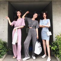 Fashion suit Summer of 2018 Other / other SS81419 30% and below