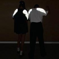 T-shirt Youth fashion White, black routine S,M,L,XL,2XL,3XL HEYBIG Short sleeve Crew neck easy daily summer Cotton 100% teenagers routine tide 2021 Alphanumeric printing cotton washing Fashion brand