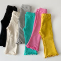 trousers Other / other neutral 80cm,90cm,100cm,110cm,120cm,130cm,140cm White lace pants, black lace pants, blue-green lace pants, pink lace pants, gray lace pants Ninth pants Casual pants K22 Chinese Mainland