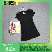 T-shirt black S, M other 51% (inclusive) - 70% (inclusive)