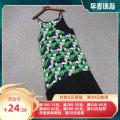 Dress Summer of 2019 green S,M,L,XL