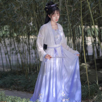National costume / stage costume Summer of 2019 S,M,L,XL On Qi Fu