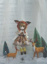 BJD doll zone Dress 1/4 Over 14 years old Pre sale Thank you Other / other