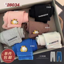 trousers Chen Chen's mother female 80, 90, 100, 110, 120, 130, 140 summer trousers There are models in the real shooting Leggings Leather belt middle-waisted other Open crotch Other 100% 12 months, 18 months, 2 years old, 3 years old, 4 years old, 5 years old
