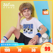 suit 361° 130cm 140cm 150cm 160cm 170cm male summer motion Short sleeve + pants 2 pieces routine There are models in the real shooting Socket nothing cotton other Cotton 100% Summer 2021 7, 8, 9, 10, 11, 12 Chinese Mainland Fujian Province Quanzhou City