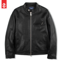 leather clothing IZOD Youth fashion black M, L routine Leather clothes A11184JL035