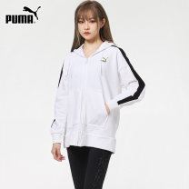 Sports jacket / jacket Puma / puma female 150/76A/XS 155/80A/S 160/84A/M 165/88A/L 170/92A/XL 175/96A/2XL 531278-02//.-. 531278-02 / main drawing Spring 2021 Hood zipper Brand logo Sports & Leisure Sports life yes