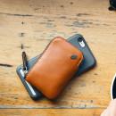 wallet другое кожа Bellroy Чернила черный темно-синий карамельный апельсин Первый слой кожи