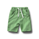 trousers Bambina male 100cm 110cm 120cm 130cm 140cm 150cm 160cm summer shorts motion No model Sports pants Leather belt middle-waisted Pure cotton (100% content) Don't open the crotch Cotton 100% Class B Spring 2020 Chinese Mainland Guangdong Province