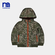 Plain coat Mothercare male 110 / 52, 3-4 years old 110 / 56, 4-5 years old 120 / 60, 6-7 years old 130 / 60, 7-8 years old 135 / 64 and 8-9 years old SC396 leisure time routine other SC396 Polyester 100% Class B Spring of 2019