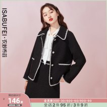 Fashion suit Winter 2020 XS S M L 25-35 years old Isabufei / Yisha Bufei Polyester 85% wool 15% Pure e-commerce (online only)
