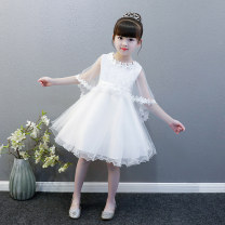 Dress White [vest skirt], pink vest, white long sleeve, pink long sleeve, red long sleeve female GULULU 110, 120, 130, 140, 150, 160 Polyester 100% spring and autumn princess Skirt / vest Solid color polyester fiber A-line skirt 325-2 Class B Chinese Mainland Guangdong Province Shantou City