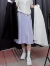 skirt Summer 2021 Average size Purple, black, white OC179343