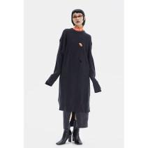 Dress Autumn 2020 black Average size