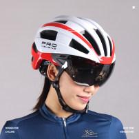 Riding helmet Deroace / Dulux Pro goggle helmet currency Helmet with insect net Pro goggle helmet Average size