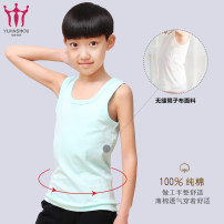 Vest sling Knitted vest 110 120 130 140 150 160 165 summer The head of state male There are models in the real shooting Solid color Crew neck nothing Pure cotton (95% and above) Cotton 100% Class B Summer 2015 6 years old Chinese Mainland Shandong Province Jinan City