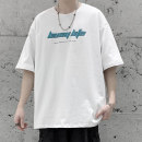 T-shirt Youth fashion White, black, gray, mint green routine S. M, l, XL, 2XL, XS plus small Others Short sleeve Crew neck easy daily summer Cotton 100% teenagers tide other cotton