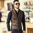 Vest / vest Fashion City Mixlimited / men's Club S m XL l models wear l XXL XXL Black Camel Other leisure Self cultivation Vest M52 Other 100% Winter 2015