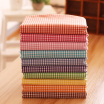 Fabric / fabric / handmade DIY fabric cotton Loose shear piece stripe printing and dyeing clothing Europe and America 91% (inclusive) - 100% (exclusive)