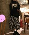 Dress Spring 2021 black S,M,L,XL,2XL 4/8