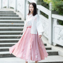 National costume / stage costume Winter of 2018 S M L Han Yijia 18-25 years old Other 100% Pure e-commerce (online only)