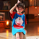 Home skirt / Nightgown Other / other Cotton 95% other 5% summer female 2, 3, 11-13, 4, 13, 5, 6, 7, 8, 1-3, 9, 10, 3-5, 11, 5-7, 12, 7-9, 13, 14, 9-11 Home Class A Pure cotton (100% cotton content)