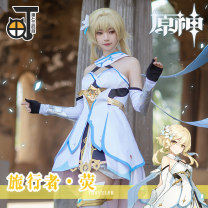 Cosplay men's wear suit Pre sale Sanchimu Over 8 years old game S,M,L,XL