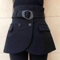 Belt / belt / chain cloth Black 1, black 2, black 3, black 4, black 5 Waistband Versatile Single loop Amash 5900204-344511-001