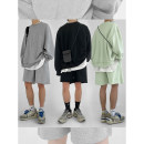Leisure sports suit spring Long sleeves Other / other Pant teenagers Sweater 2021