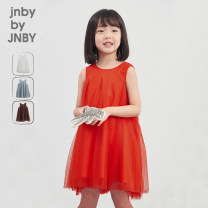Dress 616 garnet 101 bleached 207 deep coffee 303 dark grey green female jnby by JNBY 100cm 110cm 120cm 130cm 140cm 150cm 160cm Polyamide fiber (nylon) 100% summer nylon other 1K4500290 Class B Spring 2020 Four, five, six, seven, eight, nine, ten, eleven, twelve