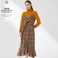 Fashion suit Autumn 2020 XS S M L XL Mango yellow 25-35 years old Aster one H31221931 31% (inclusive) - 50% (inclusive) polyester fiber Polyester fiber 43.5% polyamide fiber (nylon) 34.1% polyacrylonitrile fiber (acrylic fiber) 16.5% polyurethane elastic fiber (spandex) 2% others 3.9%