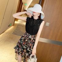 Fashion suit Summer 2021 S,M,L,XL,XXL black Parfait